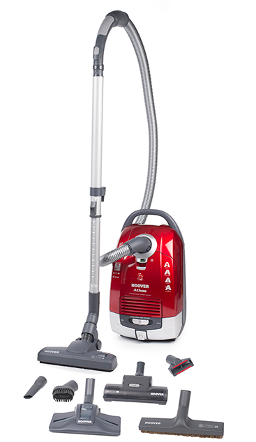 Hoover - Sac aspirateur hoover thunder space ...
